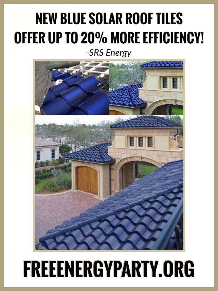 Inspirational Srs Energy solar Roof Tiles